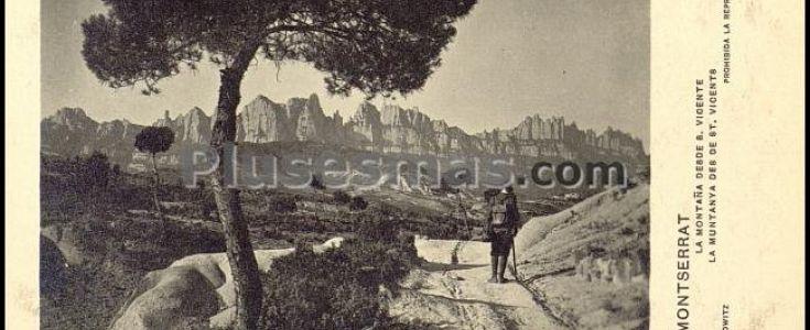 Fotos antiguas de MONTSERRAT