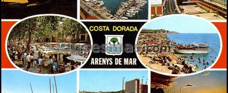 Fotos antiguas de ARENYS DE MAR