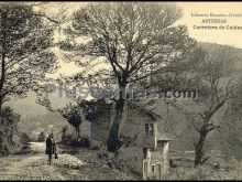 Carretera de caldas (asturias)