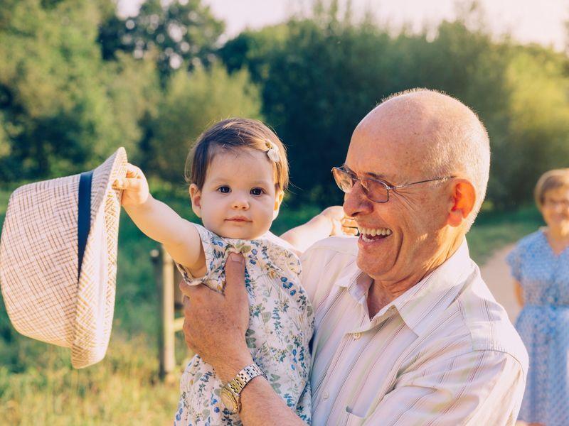 ¿Cuidas de tus nietos cuando sus padres tienen que trabajar o se van de vacaciones?