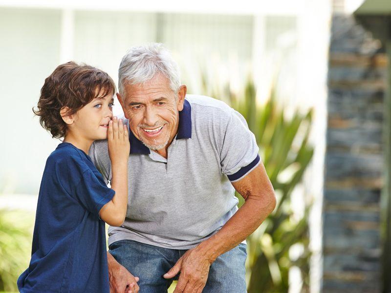 ¿Tus nietos te dicen con frecuencia 'eso ya me lo has contado, abuelo/a'?