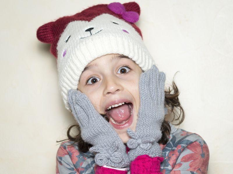 Rosa, 5 años