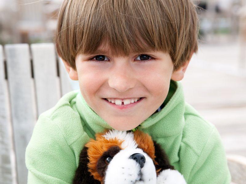 Jordi, 7 años