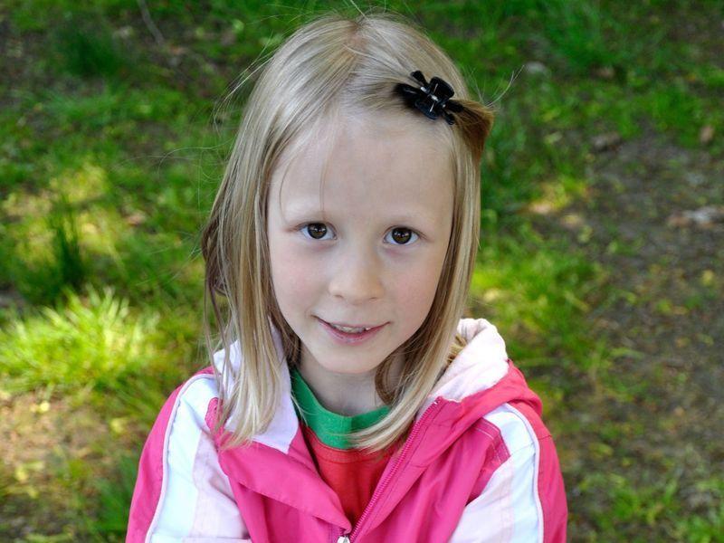 Mireia, 6 años