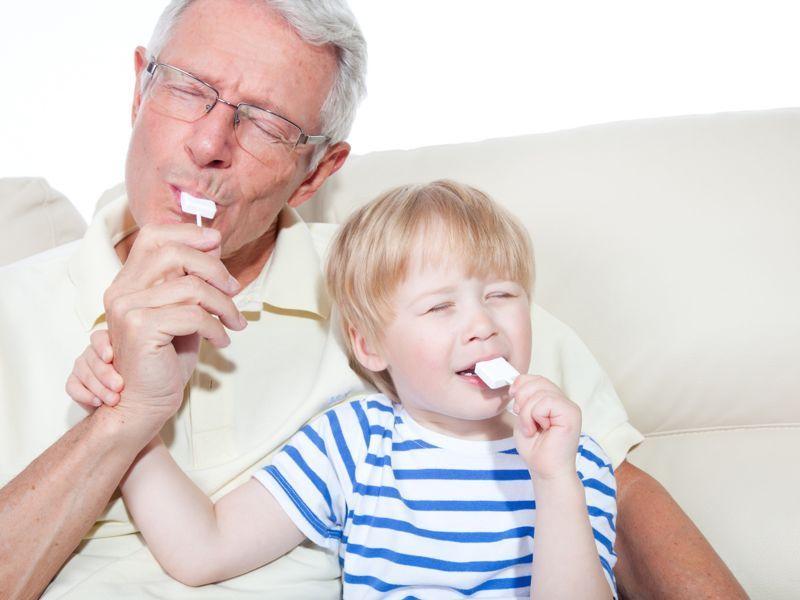 ¿Le haces algún regalo a escondidas de sus padres, como dinero, juguetes o golosinas?