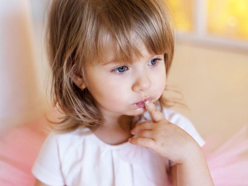 Sabrina, 4 años