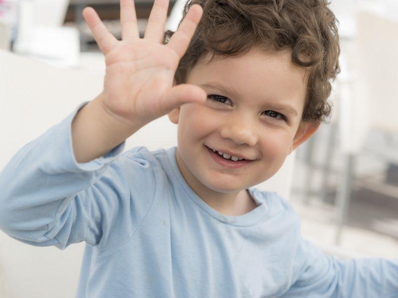 Genaro, 6 años