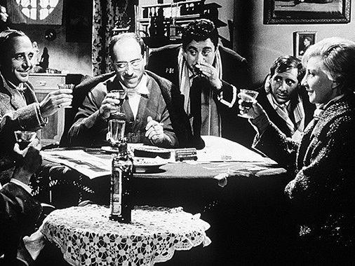 Película 'Atraco a las 3' (1962)