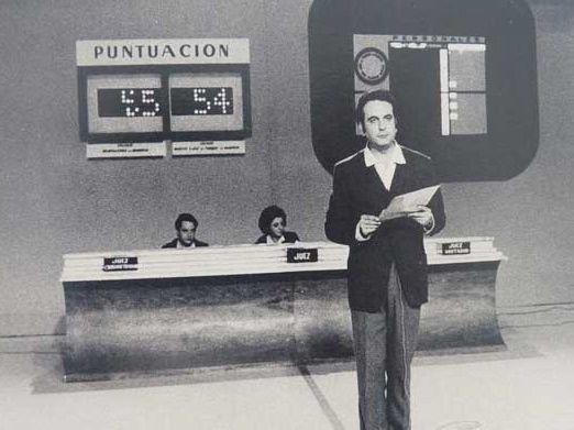 Programa de televisión 'Cesta y Puntos'
