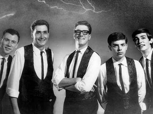 Grupo musical 'Los Relámpagos'