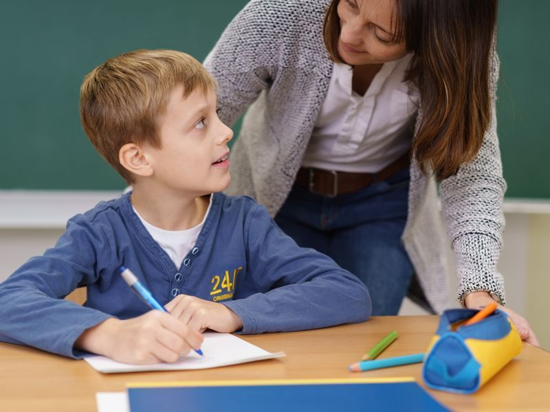 ¿Guardabas respeto a los maestros?