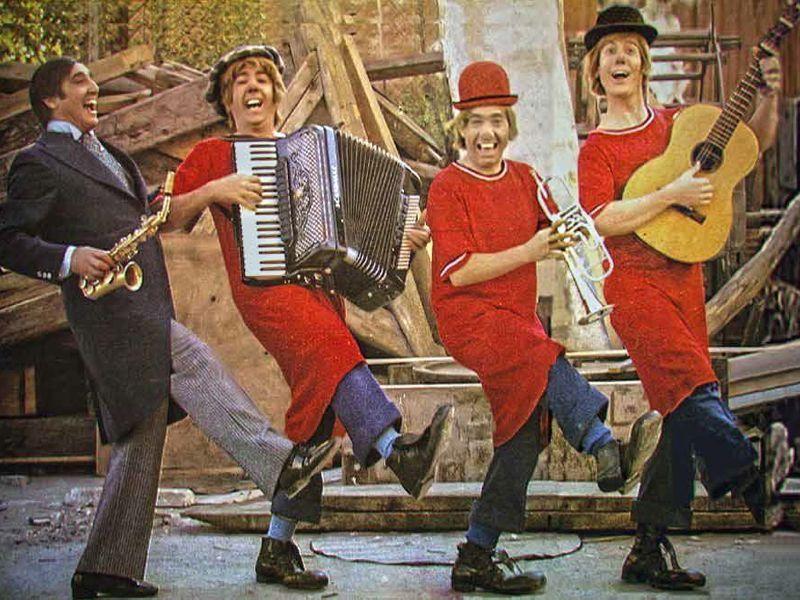 ¿Quiénes fueron los tres primeros Payasos de la Tele?