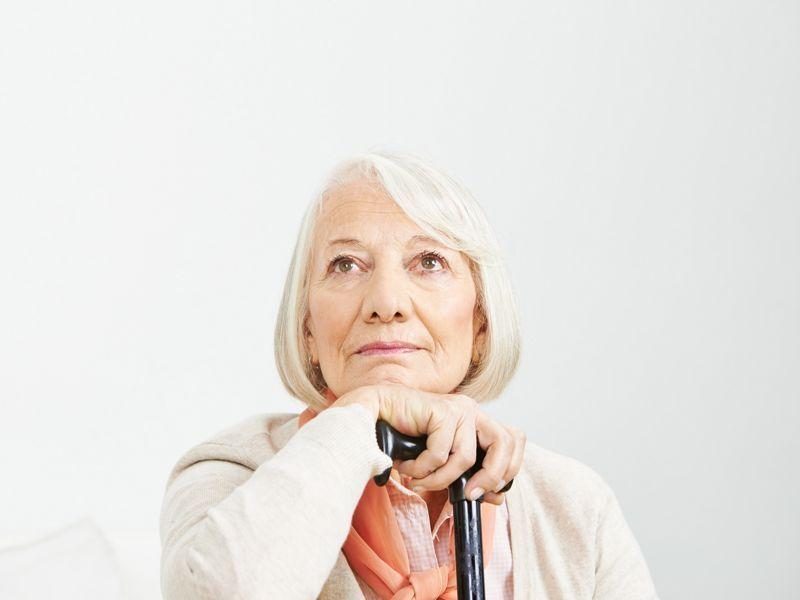 4. Las personas mayores están tristes o deprimidas