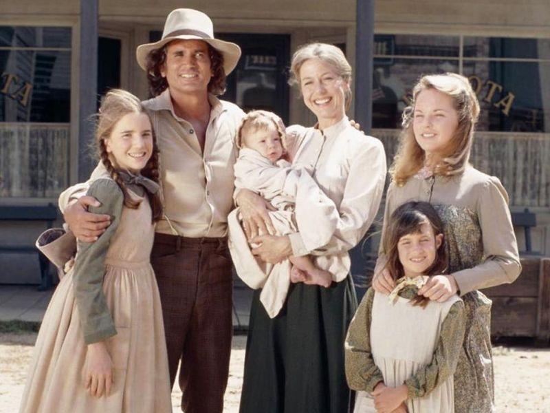 ¿Cómo se llamaba la familia de La Casa de la Pradera?