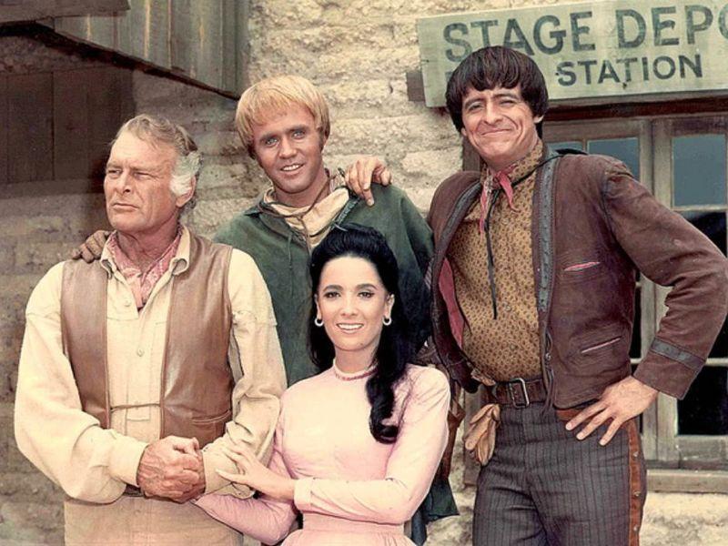 ¿De qué género era la serie El Gran Chaparral?