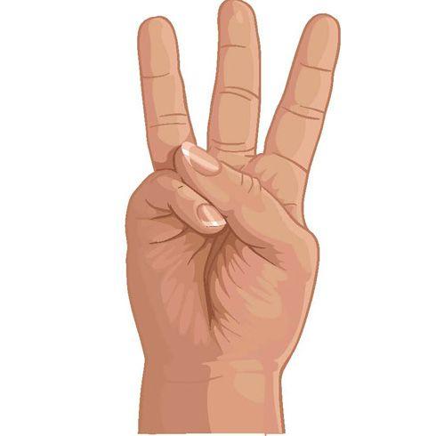 Oposición de los dedos