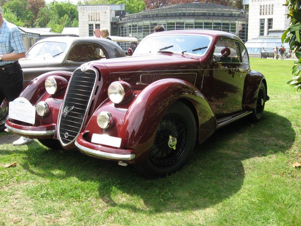 ALFA ROMEO 6C (1927-1954)