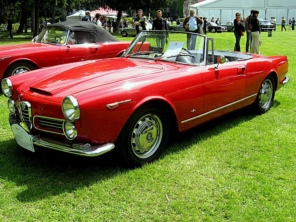 Alfa Romeo 2600 (1962-1966)