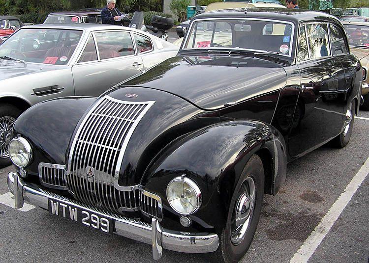 Allard P1 (1949)