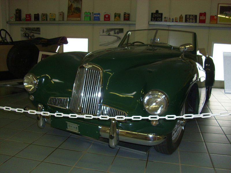 Aston Martin 2 Litre (1948)
