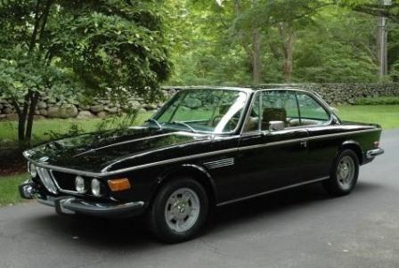 BMW 3.0 CS (1973)