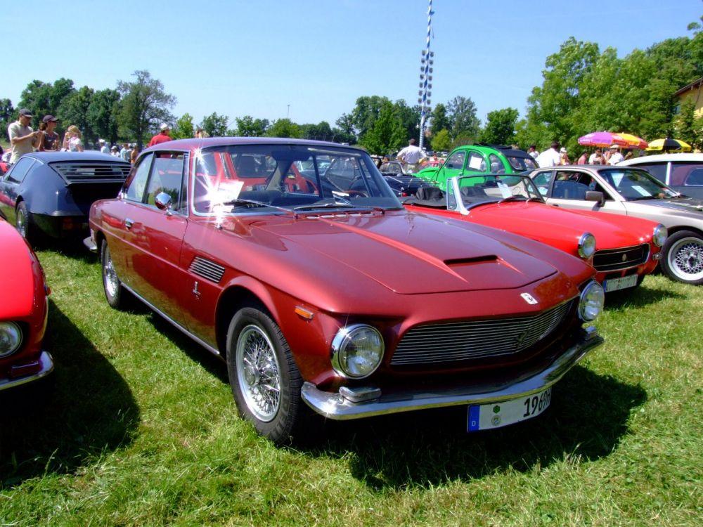 Iso Rivolta IR 300 GT Coupe (1964-1969)
