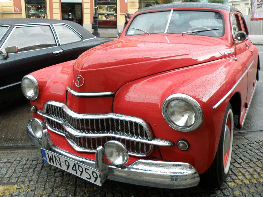 FSO Warszawa M201 (1951-1973)