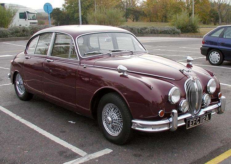 JAGUAR MK II (1959-1967)