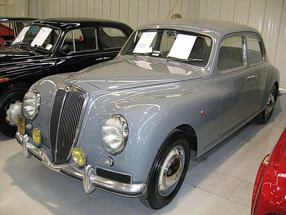 Lancia Aurelia (1951-1958)