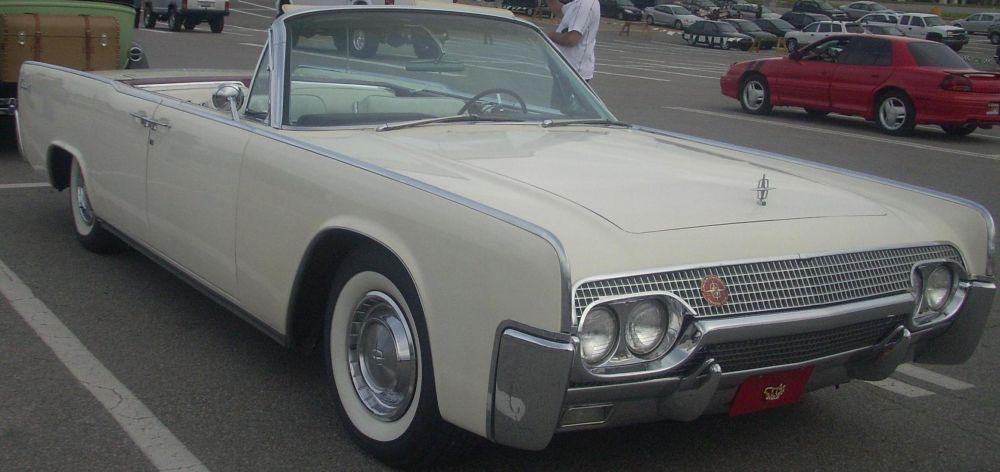 Lincoln Continental (1961-1963)