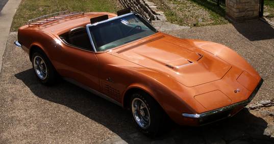 CHEVROLET CORVETTE STINGRAY (1973)