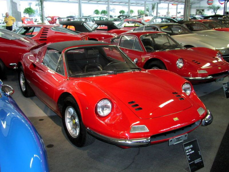 Ferrari Dino (1969-1973)