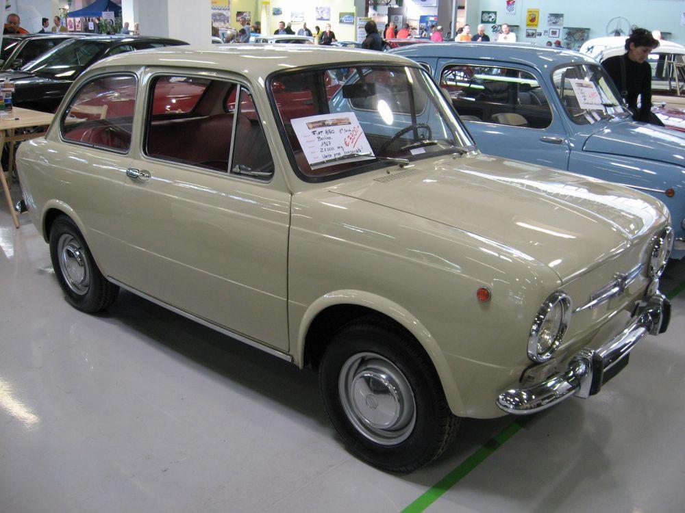 Fiat 850 (1964-1971)