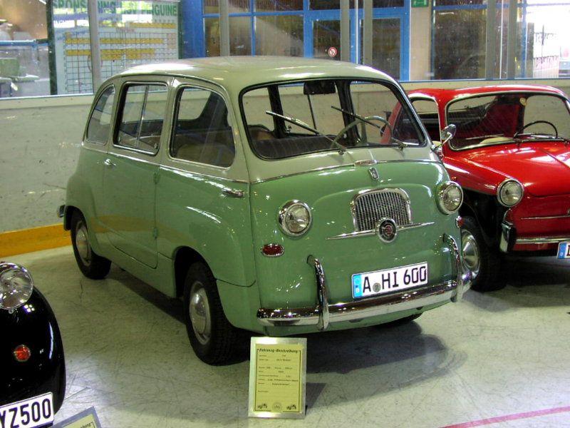 Fiat Multipla (1955-1965)