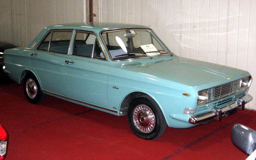 Ford Taunus 15M (1955-1970)
