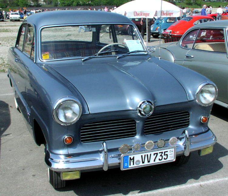 Ford Taunus 12 M (1952-1955)