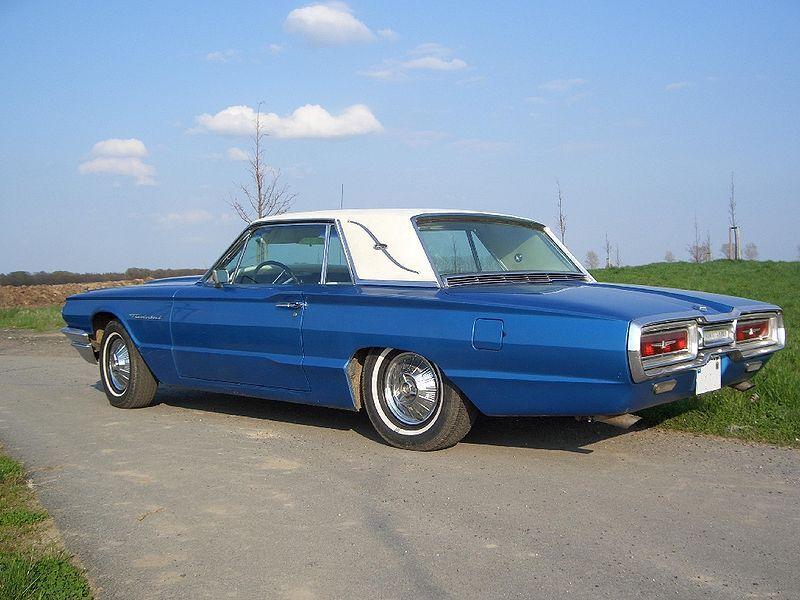 Ford Thunderbird Landau (1964)