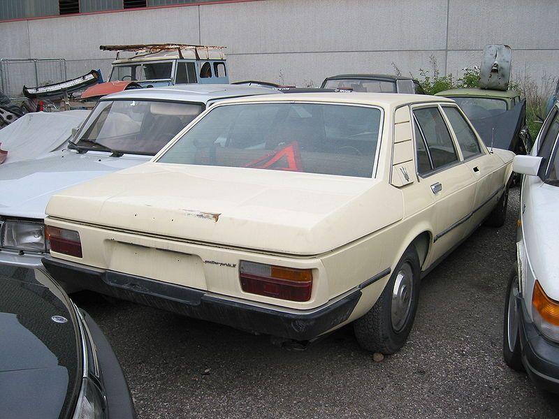 Maserati Quatroporte II (1974-1978)