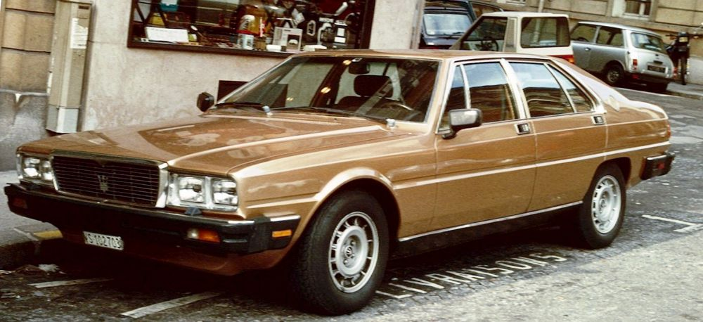 Maserati Quattroporte III (1976-1979)