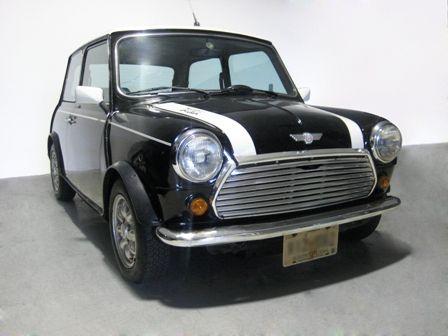 Morris mini Cooper (1959)
