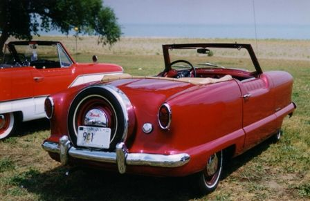 Nash Metropolitan (1955-1958)