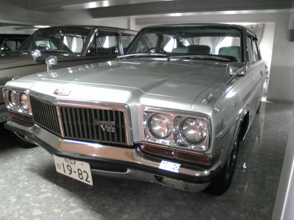 Nissan President (1965-1973 )