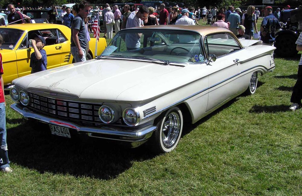 Oldsmobile SUPER 88 (1961-1964)