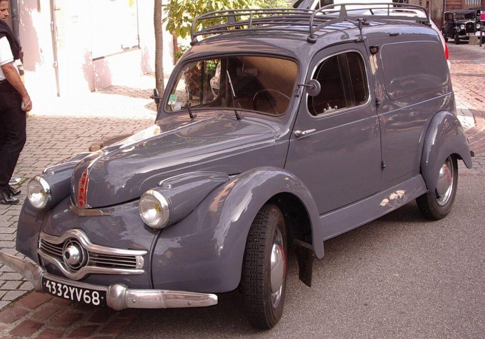PANHARD DYNA X (1948-1954)