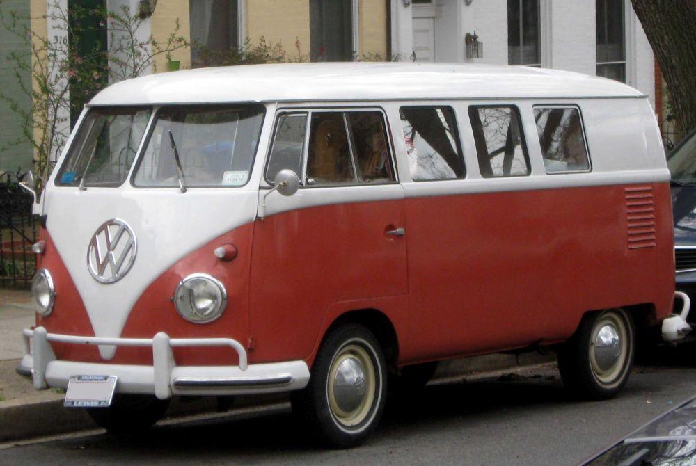 VOLKSWAGEN KOMBI T1 (1950-)