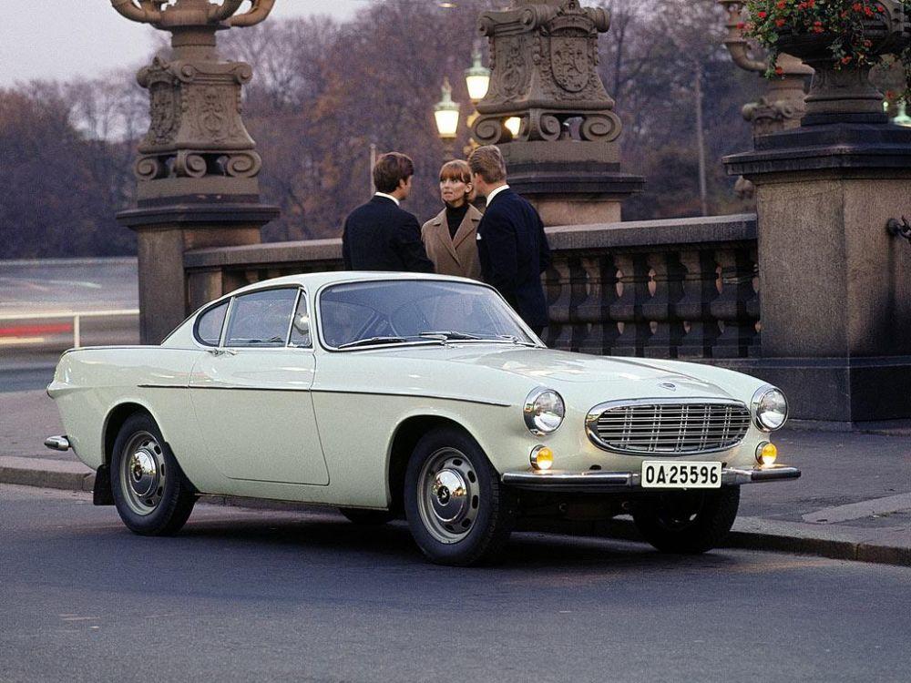 VOLVO P1800 (1961-1973)