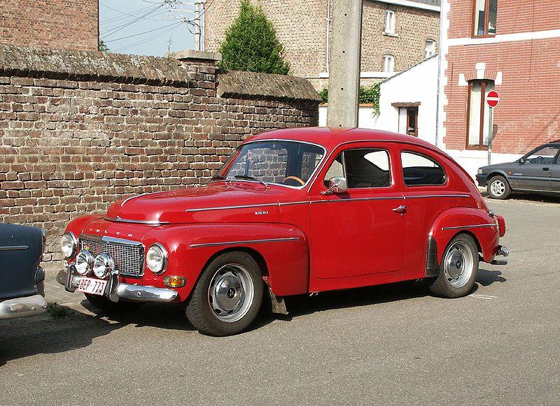 VOLVO PV544 (1958-1966)