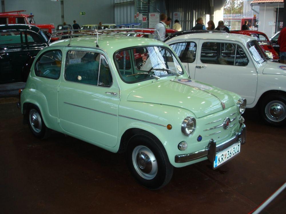 ZASTAVA 750 (1962-1995)