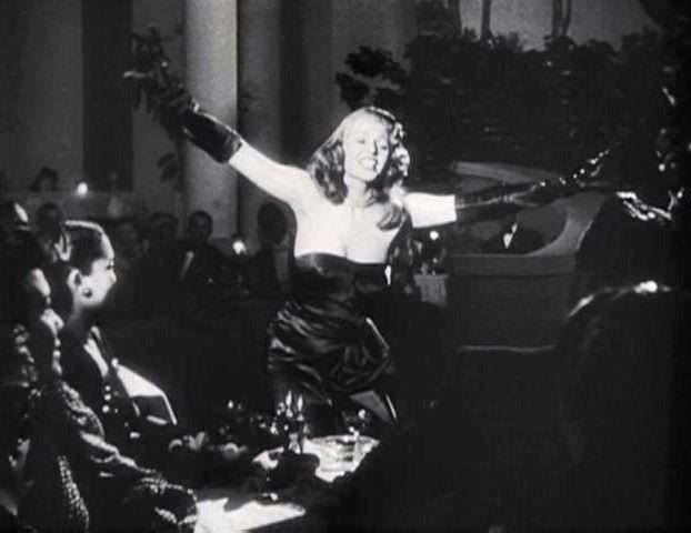 Guante largo (<i>Gilda</i>, 1946)