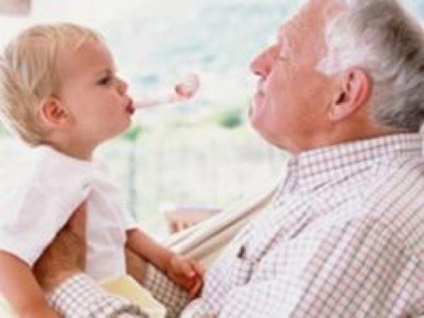 ¿Qué tipo de abuelo eres?